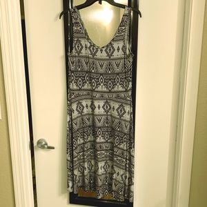 Papermoon Patterned Ashby Dress